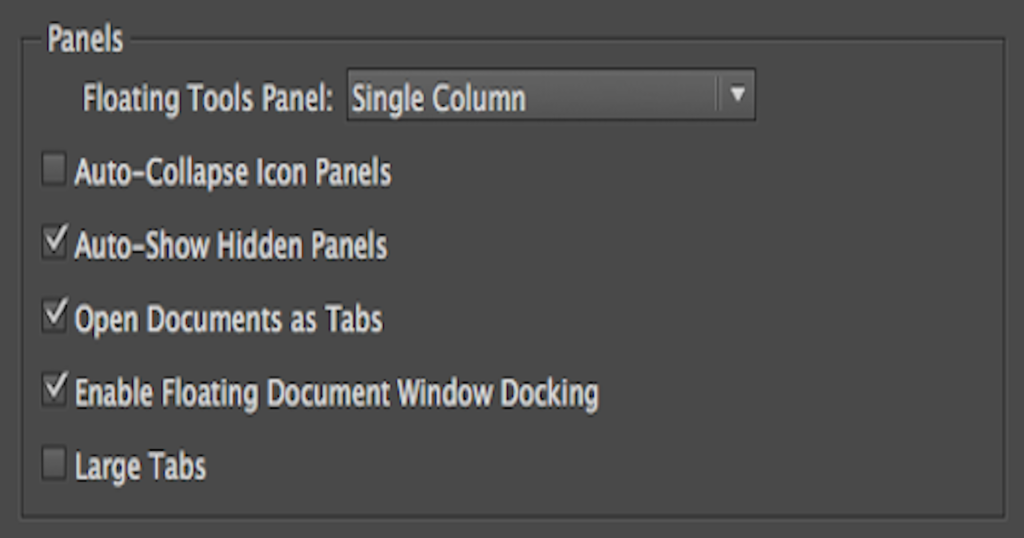 InDesign Tip: Hide Panels and Toolbars Quickly | Technology