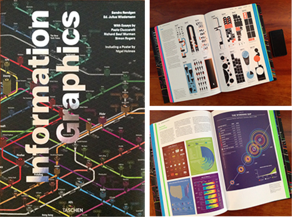 Information Graphics book cover image