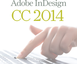 InDesign CC 2014 cover