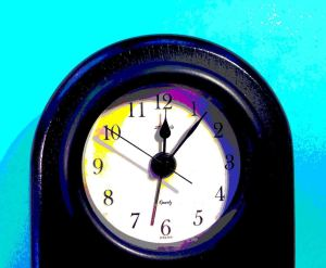 Mary's clock image