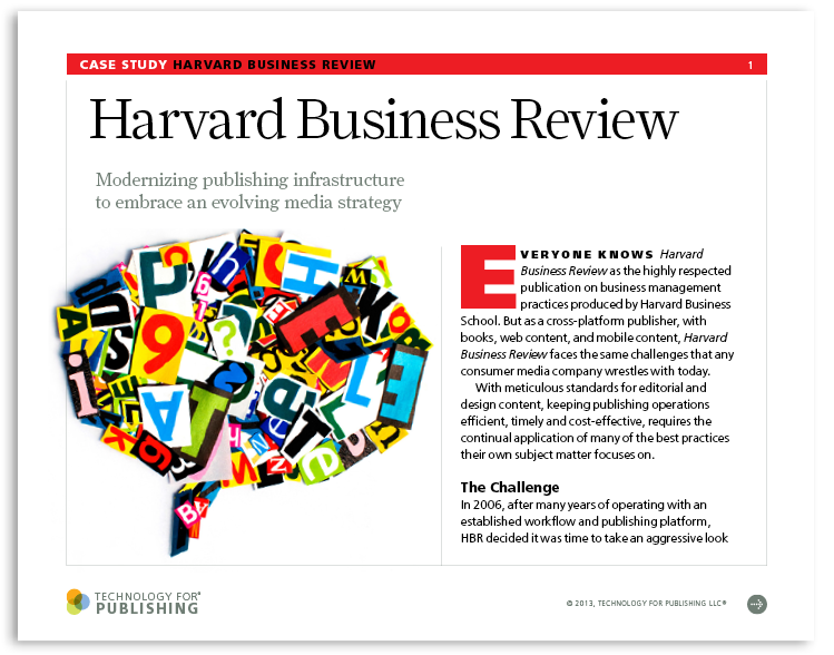 harvard bussiness review