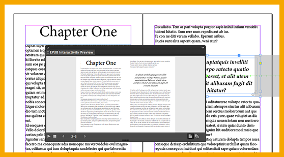 InDesign CC Tip: Preview EPUB Interactivity Before Export