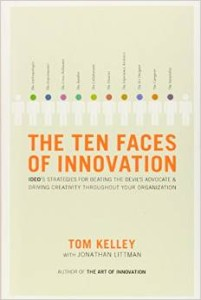 Ten Faces of Innovation cover