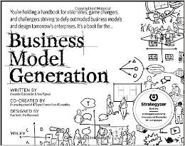 Business Model Generation cover