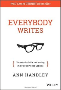 Everybody writes cover