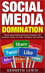 Social media domination cover