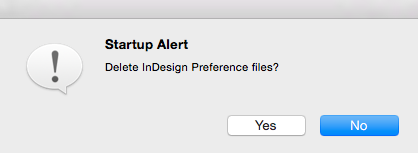 InDesign Tip: Reset Preferences to Improve Performance | Technology