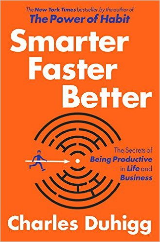 Smarter Faster cover