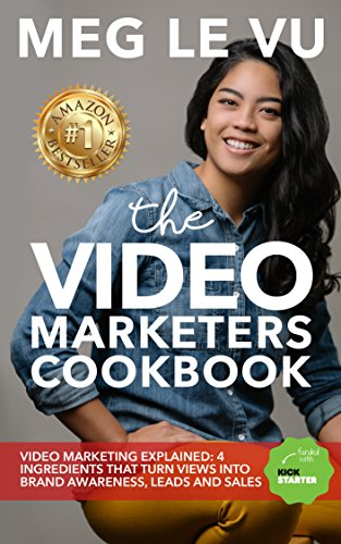 Video marketers cookbook cover