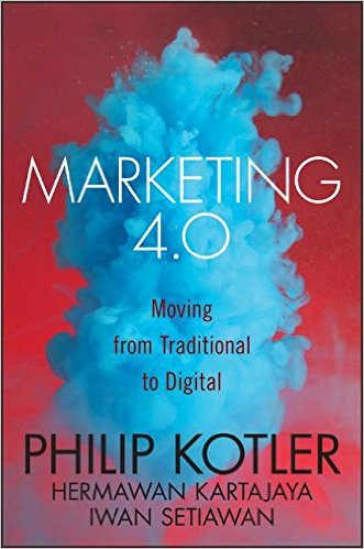 Marketing 4.0 cover
