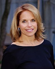 Katie Couric, image courtesy of David Shankbone under Creative Commons license