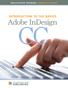 Purchase TFP's Using Adobe InDesign CC handbook