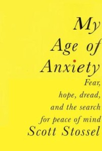 My Age of Anxiety book jacket