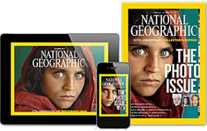 National Geographic cover image