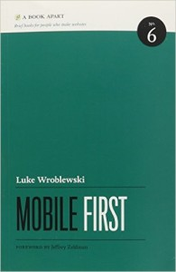 Mobile First cover