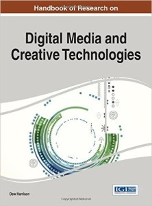 Handbook digital media cover