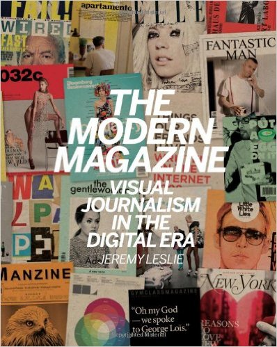 Modern magazinist cover