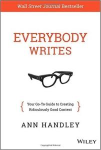 Everybody writes cover