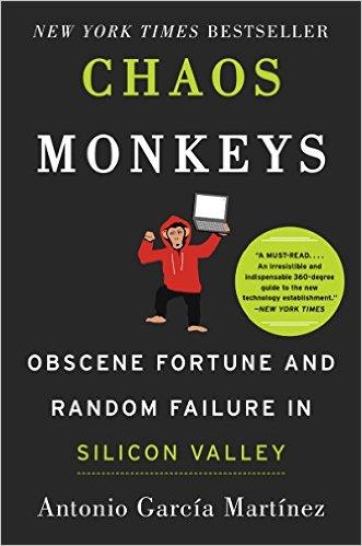 chaos monkeys cover