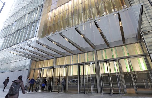 World Trade Center Stair Climb, New York, USA