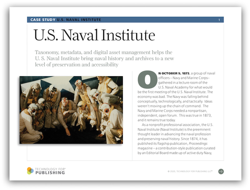U.S. Naval Institute